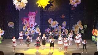 Отчётный концерт платных детских коллективов Городского Дворца культуры г. Белорецка