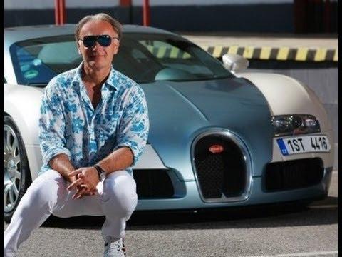 BUGATTI VEYRON provozní náklady nejdražšího seriového automobilu