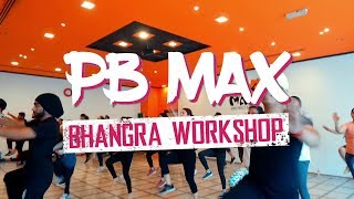 YAAR TERA LIT Mickey Singh DJ TWINBEATS PB Max Bhangra Workshop Pure Bhangra