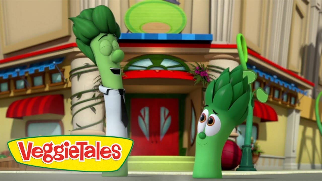 VeggieTales in the House - Best Pet Yet