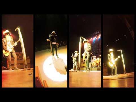 ZZ Top - Sixteen Tons feat. Jeff Beck (Official Music Video)