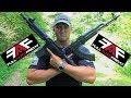 Full Auto Friday! AR-15 vs AK-47!