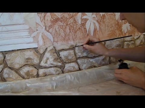 Галерея искусственного декоративного камня Фото с