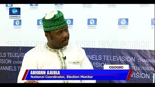 Osun Election Not A 'Two-Horse Race' - Election Monitor  Politics Today 