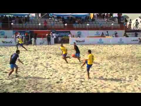 Copa Football Lagos - Beach Soccer