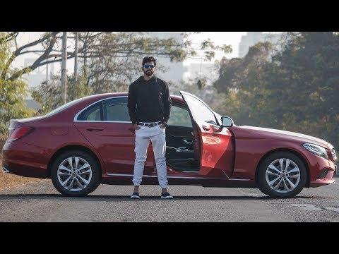 Mercedes-Benz C-Class (C220d) Facelift - Baby Merc | Faisal Khan