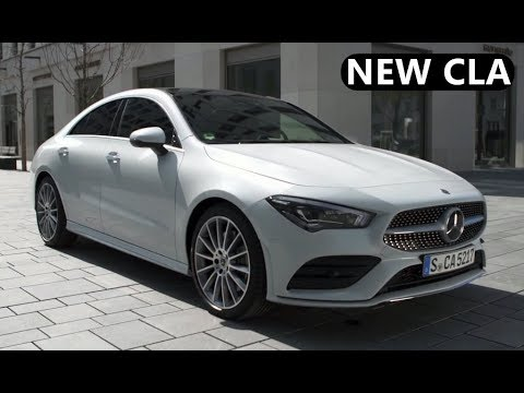 2020 Mercedes CLA (220 & 250) - YouTube