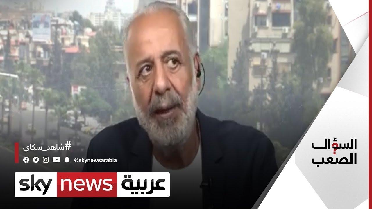 الممثل #السوري أيمن زيدان: سأدعم هذا المرشح لرئاسة #سوريا لهذه الأسباب.. #السؤال_الصعب #شاهد_سكاي  - 19:55-2021 / 5 / 17