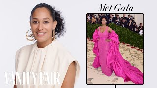 Tracee Ellis Ross Breaks Down Her Fashion Looks, From Soul Train to the Met Gala | Vanity Fair