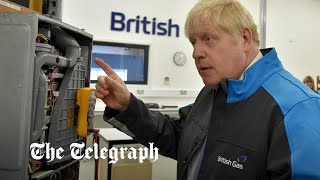 video: Boris Johnson's Covid winter plan 'will not rule out lockdowns'