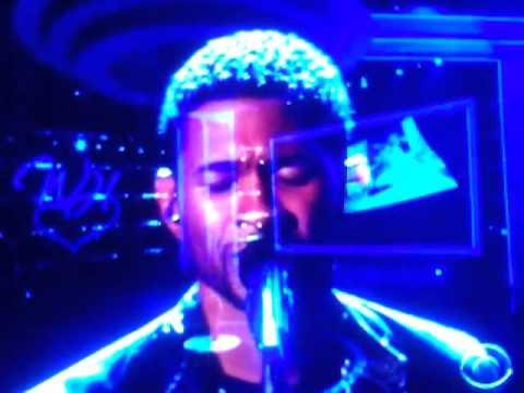 Usher @ Whitney Houston Tribute 2012 HD