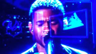 Usher @ Whitney Houston Tribute 2012 HD