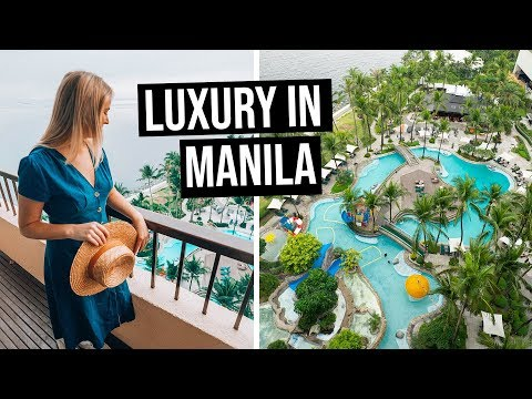 Amazing Manila Resort + Best Buffet in the Philippines | Sofitel & Spiral Manila