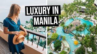 Amazing Manila Resort + Best Buffet in the Philippines | Sofitel & Spiral Manila