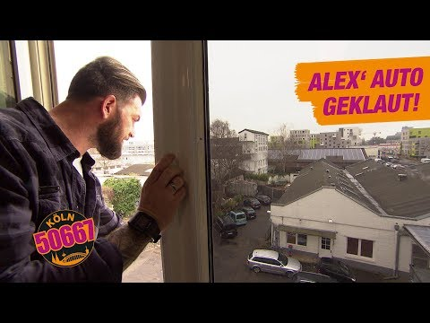 Köln 50667 - Alex' Auto wird geklaut! #1364 - RTL II