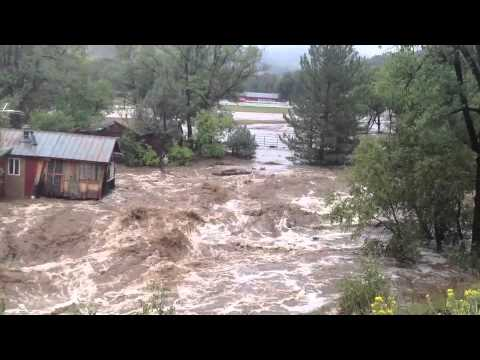 Flooding In Lyons
