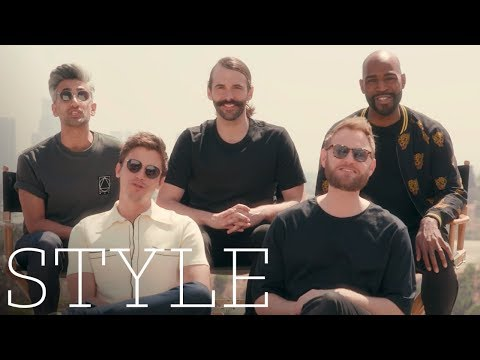 Queer Eye's Fab Five share personal photos from their phones | Camera Roll | The Sunday Times Style