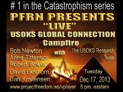 Dec 17,2013 USOKS -- #1 in the series on Catastrophism
