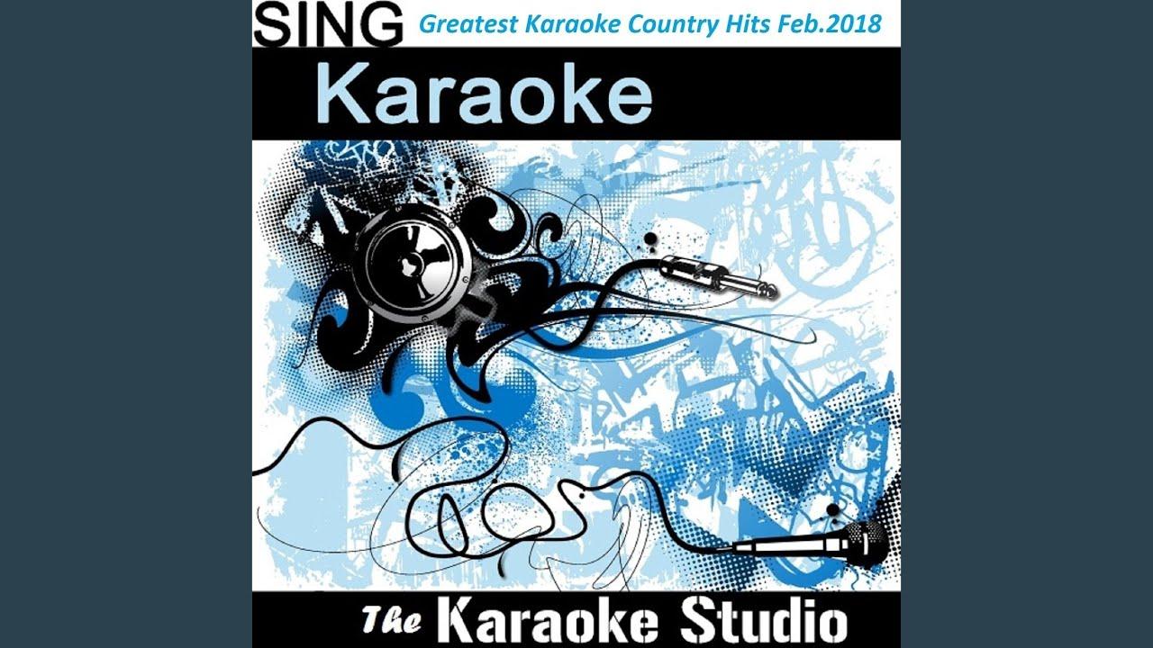 The Older I Get In The Style Of Alan Jackson Karaoke Version