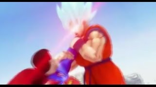 SUPERMAN VS GOKU JJS DIOS - DRAGON BALL SUPER