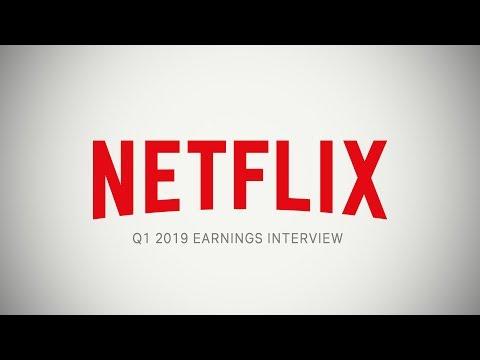 Netflix Q1 2019 Earnings Interview