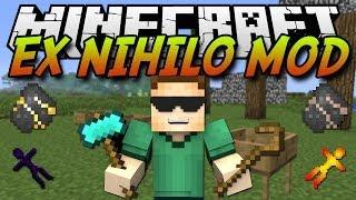 Minecraft Mods | Ex Nihilo Mod | Modded Skyblock Companion | 1.6.4