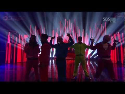 BIGBANG_0408_SBS Inkigayo_FANTASTIC BABY