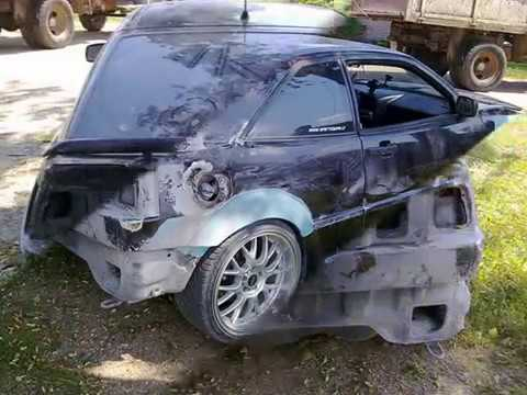 vw corrado 2 9 vr6 1993 m rieger tuning repaint work. Black Bedroom Furniture Sets. Home Design Ideas