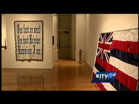 Art explores Native Hawaiian contact with foreigners