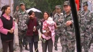 China News - Sichuan Earthquake, India Border Dispute - NTD China News, April 22, 2013