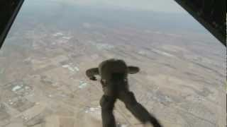 Air Force Pararescue Jump