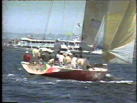 The Americas Cup'92 The 28th Defence Best of 7 Races part 2 Eng