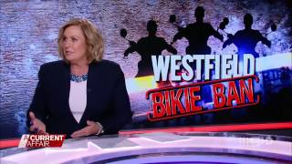 ACA. Westfield Bikie Ban. (What About Banning Gangster Africans?)