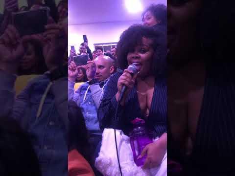 Durand Bernarr Singing The Way by Jill Scott