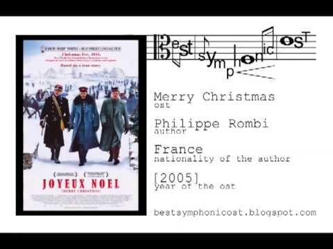 Merry Christmas - Aria Pour Violon Et Orchestre (Philippe Rombi) - best symphonic soundtrack