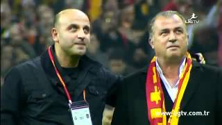Galatasaray-Koreografi-Fatih Terim