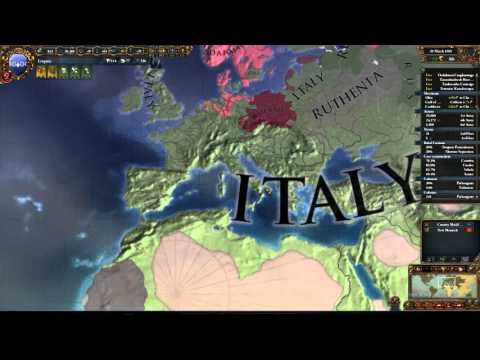 Europa Universalis 4 | The High Americans | Part 20 | Securing the Borders