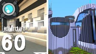 HermitCraft 6: 60 | BIG BASE BUILDS!