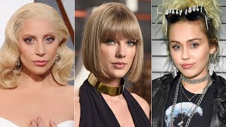 Are Taylor Swift, Miley Cyrus and Lady Gaga writing a song together? | Hollywire