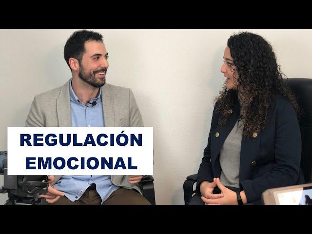 REGULACIÓN EMOCIONAL. Entrevista al psicólogo Jaime Osa