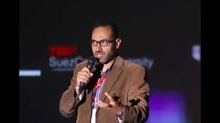 Silent Disease: Celiac | Mohamed Fayeq | TEDxSuezCanalUniversity