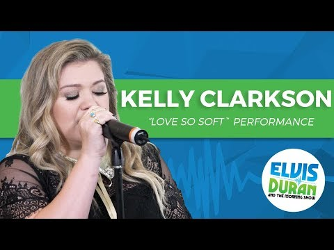 Kelly Clarkson  Love So Soft Acoustic  Elvis Duran
