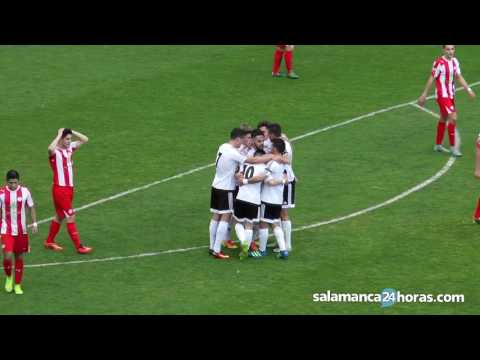 Resumen Salmantino 2-0 Zamora B