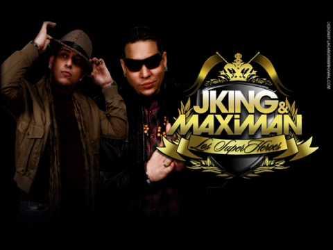 j-king y maximan los superheroes