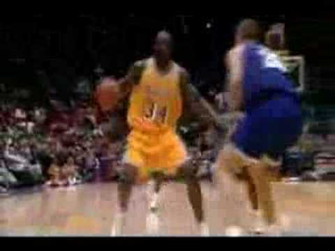 Shaq & Kobe - How To Save A Life (Must See Ending)