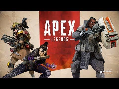 Снова #Apex Legends