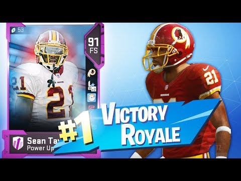 MADDEN 19 ULTIMATE TEAM! SEAN TAYLOR! NEW DIAMOND CARDS GAMEPLAY