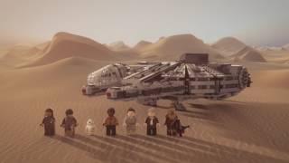 LEGO® STAR WARS™ – Сокол Тысячелетия