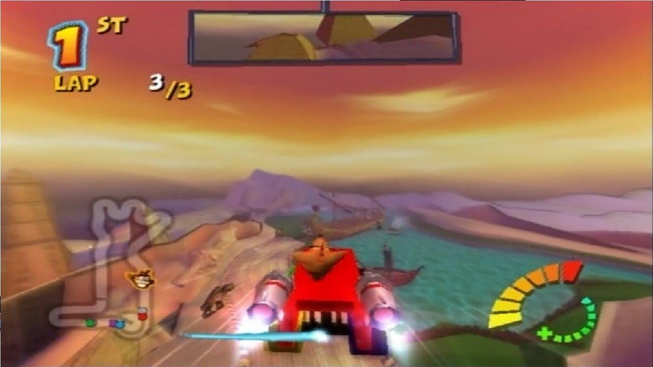 Image Of Crash Car Racing Ps2 Cheat Crash Tag Team Racing PS2