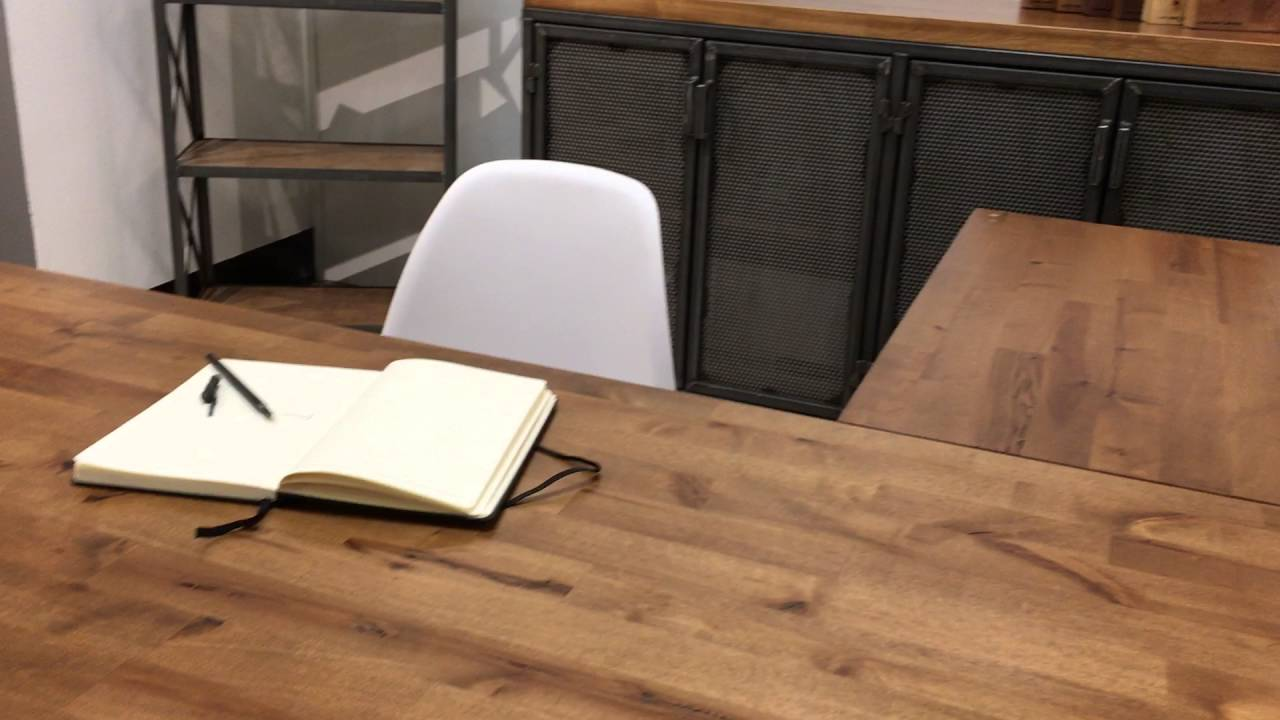 Industrial Office Furniture Design   Modern Industrial   L Shape Office Desk